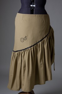 Cogwheel Summer Skirt