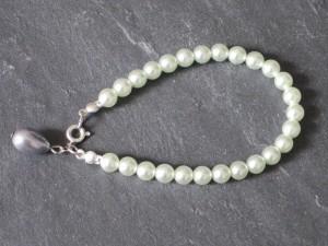 Jadegrünes Armband