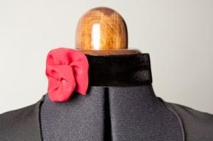 Flamenco Piraten Halsband