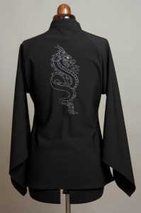 TaiChi Dragon Shirt