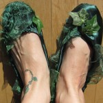 fertige Poison Ivy Schuhe