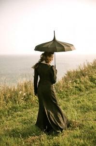 Dark Flower Kleid