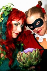 Harley mit Ivy