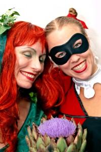 Ivy mit Harley