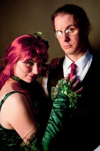 Ivy mit Walter