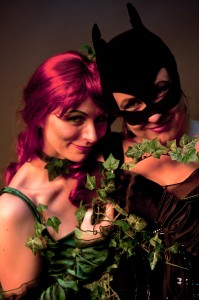 Ivy mit Catwoman