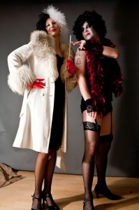 Cruella de Vil und Frank N. Furter (NMCM)