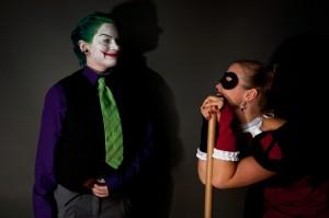 Der joker und seine Harley (NMCM)