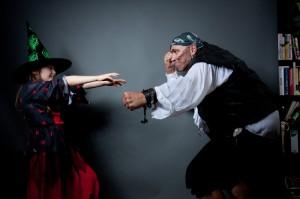 Die kleine Hexe gegen Captain Blackbeard (NMCM)