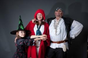 Die kleine Hexe, Rotkäppchen und Captain Blackbeard (NMCM)