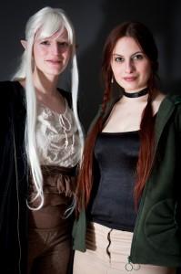 Lei'ella und Neirenn (NMCM)