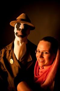 Rorschach und die bezaubernde Jeannie (Laurent Goletz)