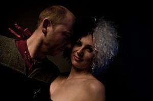 Cruella de Vil und der Captain (Laurent Goletz)
