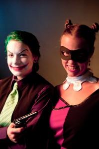 Der Joker und Harley Quinn (Laurent Goletz)