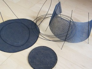Making of Dark Victorian Hat