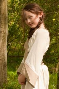 Kleine Maid Lisa