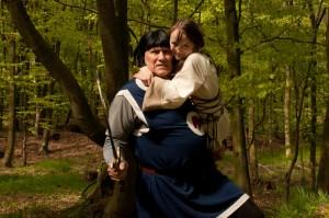 Prinz Eisenherz rettet die kleine Maid