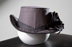 Dark Victorian Hat