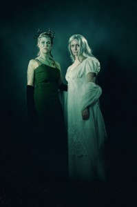 Medusa und der Geist