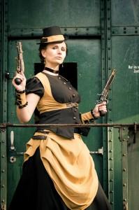 Victorian Adventuress