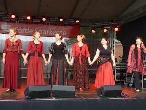 Mein erster Flamenco-Auftritt :-)