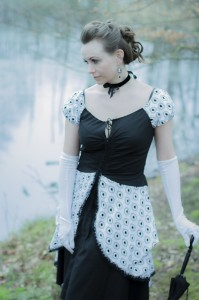 Nachtzirkus Kleid (Poppet)