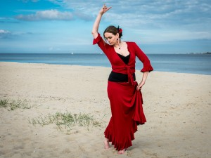 Flamenco Flammenrot 2