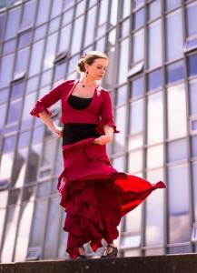Flamenco Flammenrot
