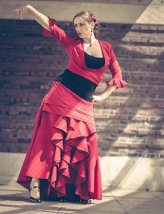 Flamenco Flammenrot