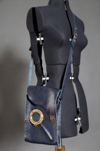 Nautilus Leder Tasche