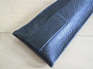 TaiChi Fächer Tasche von hinten