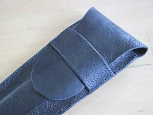 TaiChi Fächer Tasche von vorn