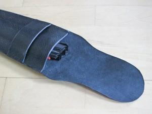 TaiChi Fächer Tasche geöffnet
