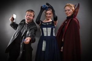 9. Doktor, TARDIS und ein weiterer Time Lord