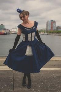 TARDIS Kleid