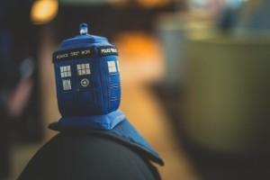TARDIS Hut