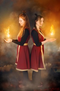 Firebending Masters