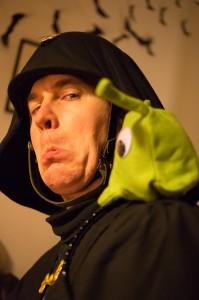 Lord Maul vs Brain Slug