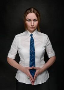 Circuit Board Krawatte