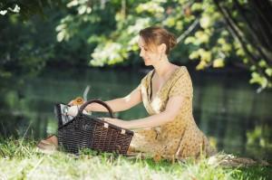 Picknick-Kleid