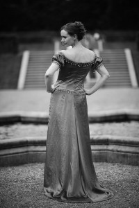 Baroness Ball Gown