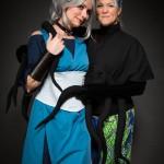 Oktopus Lady und Kya