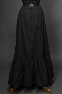 Petticoat von vorn