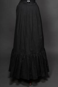 Petticoat von hinten