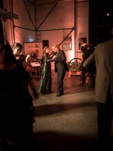 Time Traveller's Ballroom