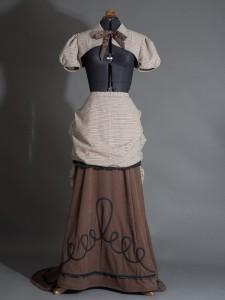 Bolero 1, Skirt, Bustleskirt