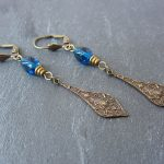 Arabian Nights Earrings
