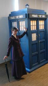 Timelash Missy & TARDIS