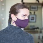 Face Masks: Violet